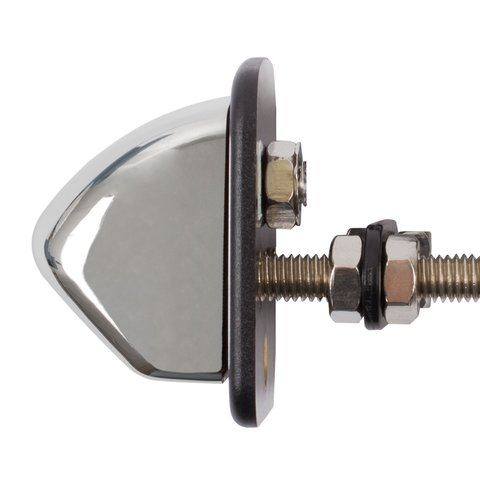 Универсальная камера переднего вида (цвет металлик) CS-001 Превью 2