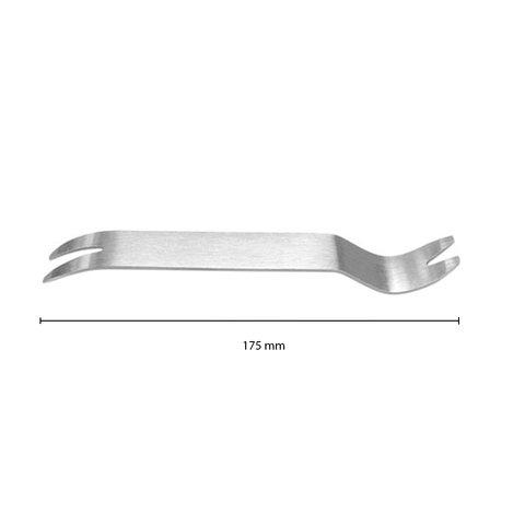 Инструмент для снятия обшивки (сталь, 175×20 мм) Превью 1