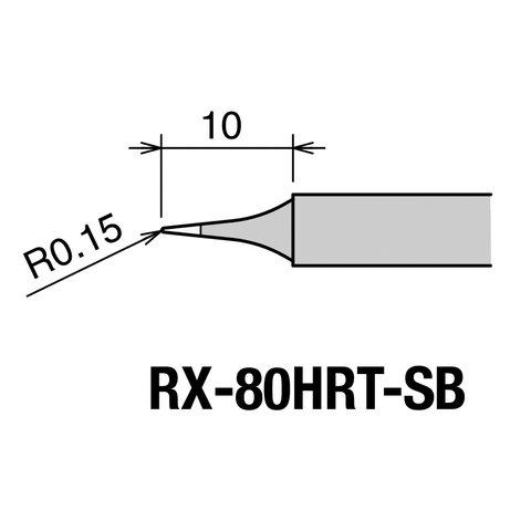 Паяльное жало Goot RX-80HRT-SB Превью 1