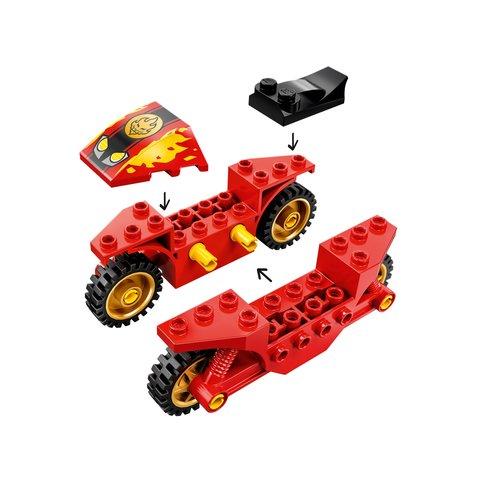 Конструктор LEGO NINJAGO Мотоцикл с мечами Кая 71734 Превью 6