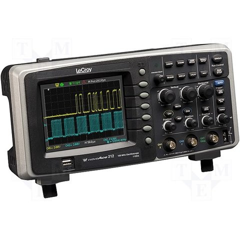 Digital Oscilloscope LeCroy WaveAce 112 Preview 1