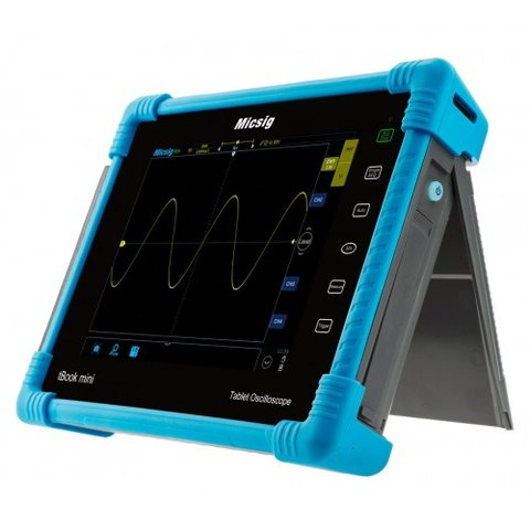 Tablet Digital Oscilloscope Micsig TO1074 Preview 2